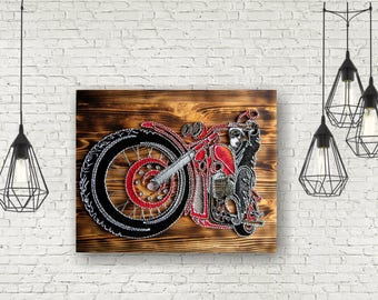 Biker Gift, Dad Motorbike Gift, Gifts for him, Mens Gifts, Motorcycle Dad, Motorcycle Dad gift, Dad Motorbike Gift, Motorcycle Lovers