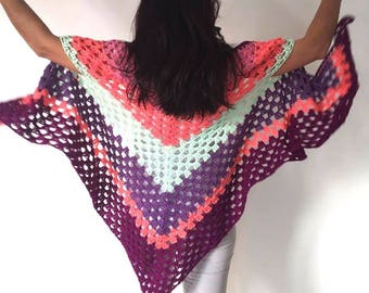 VEST - COCOON TRIANGLE for Nathalie