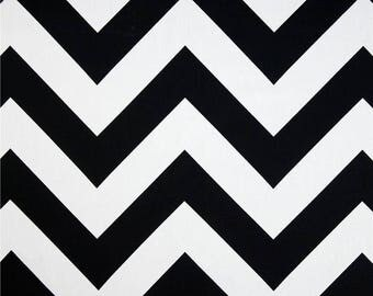 Premier Prints Fabric | Zippy Black & White | Chevron Fabric | Outdoor  Fabric | Upholstery Fabric | yellow fabric | Fabric by the yard