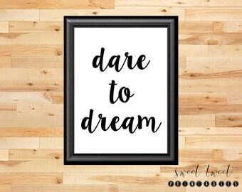 Digital quote, printable poster, minimal art print, modern wall art, black white print, typography poster, quote art print, download prints