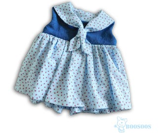 Two Piece Baby Girl Outfit