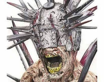 Winslow from The Walking Dead