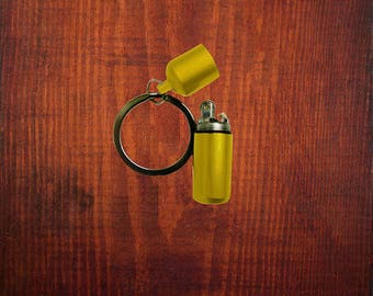 Mini Lighter, Yellow