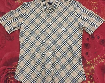 Original Burberry Design For Women Rare !!!