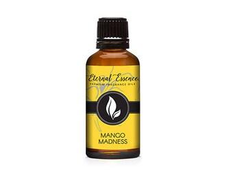 Mango Madness Premium Grade Fragrance Oil - 30ml