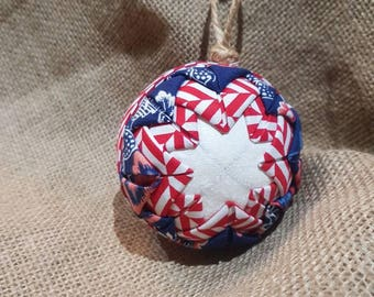 Handmade Christmas bauble Christmas decoration Christmas tree