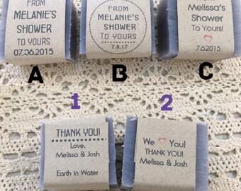 75 wedding soap favors