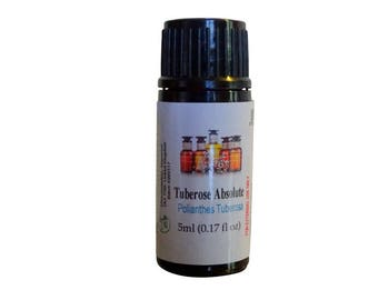 Tuberose Pure Absolute 5ml (Indian)