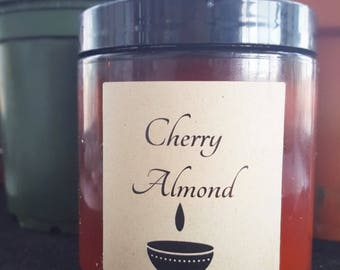 Cherry Almond Whipped Shea