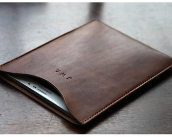 Leather  ipad Mini / tablet cover