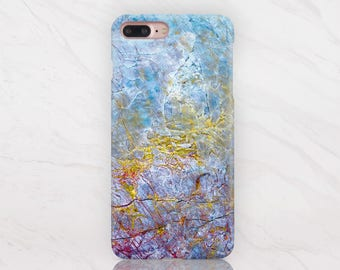 Marble Blue iPhone 8 Plus Case iPhone 7 Case iPhone 6S Plus Case to Samsung S6 Galaxy S5 Samsung Edge iPhone Marble iPhone 7 Case RD1609