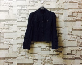 Vintage yohji yamamoto dress jacket Y-3 x adidas Y's button down comme des garçons issey miyake pleats please junya watanabe rei kawakubo