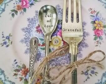 Custom cutlery listing
