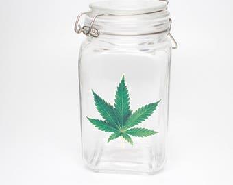 Large Stash Jar