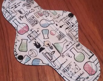 Science Rocks Reusable pad
