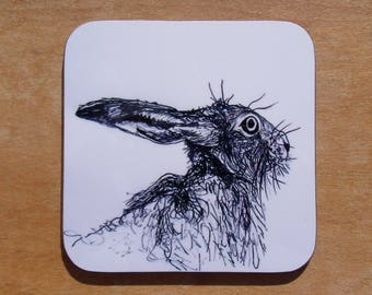 Hare Coaster - Hare Gift