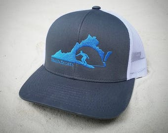 Virginia Surfing Hat