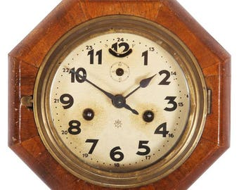 Art Deco Junghans Wall Clock