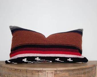 18x30 Vintage Kilim Pillow Cover