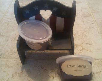 Lemon Lavender Soy Wax Tart (Yankee Candle Type)