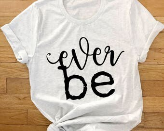 ever be | jersey tee