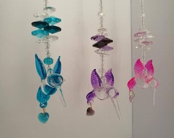 Humming bird sun catchers