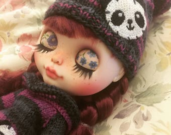 For adoption: blythe custom by WowJoBlythe