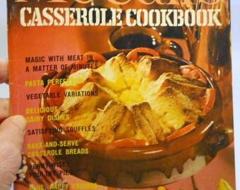 McCall's Casserole Cookbook Vintage