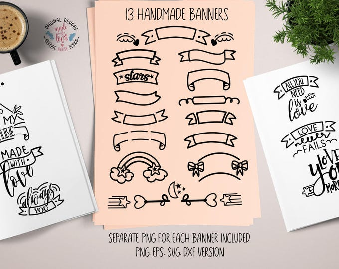 banners svg, love quotes svg, banners, dividers, doodles cut files, love cut file, love quote svg, love you more, love never fails, love svg