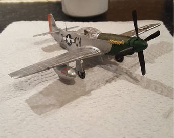 P-51D Mustang 1:72 scale