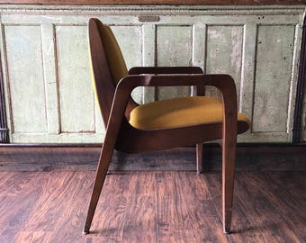 Original 1967 Modern Accent Chair - Boling Chair Co.