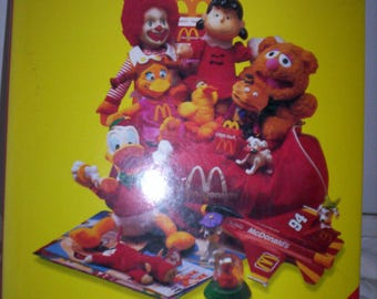 McDonalds Collectibles - McDonalds Toy Collectors Price Guide