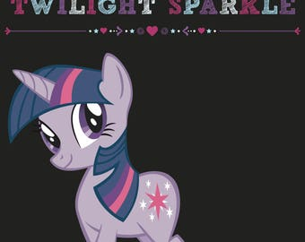 Pin the Tail on Twilight Sparkle