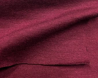 Rayon Lycra Jersey Knit Fabric By The Yard (Wholesale Price Available By The Bolt) USA Made Premium Quality - 3083L - 1 Yard