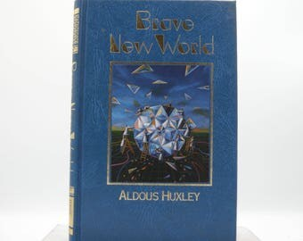 Brave New World by Aldous Huxley (Vintage, Classics)