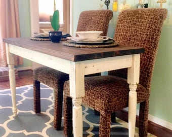 Small Dining Table/Desk/EntryTable