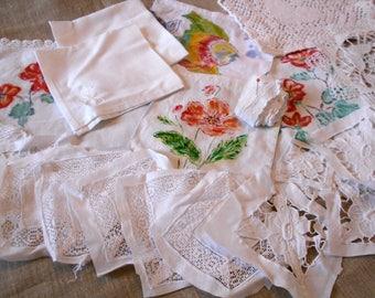 Vintage lots Lot vintage linens Lot of linens Vintage linens lot Linens lot Vintage lace linens Linen lace dolies Vintage lace lot 20Doilies