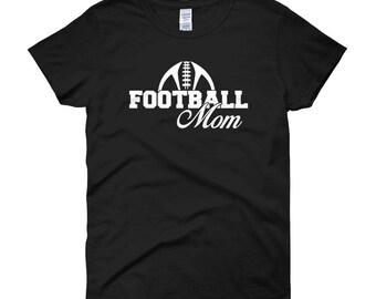 Foot Ball Mom Women's short sleeve t-shirt