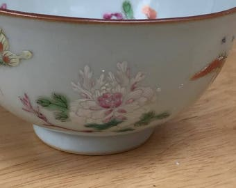 18th century Chinese Qianlong period bowl