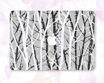 Trees Macbook Air 13 Hard Case Macbook 12 Case Branches Macbook Air 11 Case Macbook Pro 13 Hard Case Laptop Case Apple Macbook 12 Case 251
