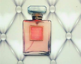 Chanel inspired Prafum brooches