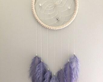 Purple Haze Dream Catcher