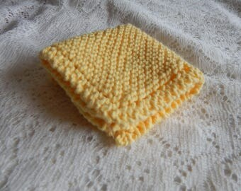 Knitted Dish Rag