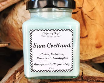 Candle Of The Month- Sam Cortland