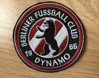 Patch Berliner FC Dynamo - ex Dynamo Berlin - Germany low division - Regionalliga Nordost - Soccer - UEFA