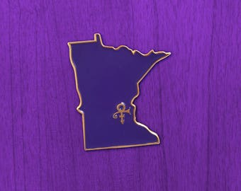 MINNESOTA Pin - (The Pin Formerly Known As...)