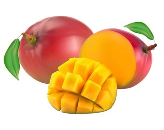 MANGO FRAGRANCE OIL. 1 fl oz. Cosmetic Grade for Soap, Candles, Lotion.