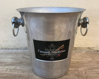Vintage French Champagne French Ice Bucket Cooler France DUCHENE 26011811