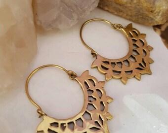 Petite earrings