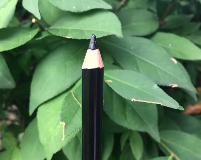 Ice Pop Lip Liner | The Tart Peach | Handmade | Deep Purple Lipstick